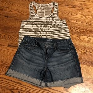 Urban Outfitters racer back tank